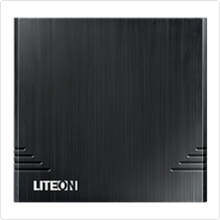 Внешний привод DVD±RW EXT Lite-On (eBAU108) USB RTL black