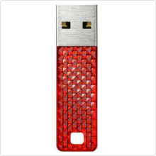 Флеш-накопитель 8Gb SanDisk (Cruzer Facet CZ55) USB 2.0, red