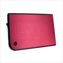 "Внешний корпус для HDD Agestar (3UB2A14) 2.5"" USB3.0 SATA red"