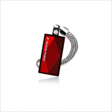 Флеш-накопитель 16Gb Silicon Power (Touch 810) USB 2.0, red