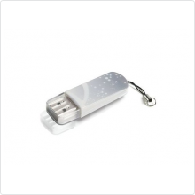 Флеш-накопитель 8Gb Verbatim (Store 'n' Go Mini) USB 2.0, white