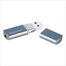 Флеш-накопитель 4Gb Silicon Power (LuxMini 720) USB 2.0, blue