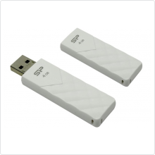 Флеш-накопитель 4Gb Silicon Power (Ultima U03) USB 2.0, white