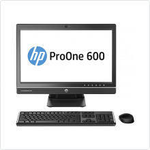 "Моноблок HP ProOne 600 21.5"" (J7D97EA) FHD IPS/ Core i5-4590S/ 4GB/ 500GB/ DVDRW/ WiFi/"