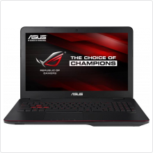 "Ноутбук 15.6"" Asus (G551JW-DM301D) Core i5 4200H (2.8Ghz), 8Gb, 1Tb, 5000мАч, GTX 960M (2Gb), DOS, black (90NB08B2-M03930)"