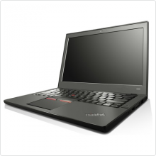 "Ноутбук 12.5"" Lenovo (ThinkPad X250) Core i5 5200U (2.2Ghz), 4Gb, 500Gb, 2060мАч, win7Pro, black (20CMS00R00)"