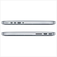 "Ноутбук 13.3"" Apple MacBook Pro (MF841RU/A) Core i5 5287U (2.9Ghz), 8Gb, SSD512Gb, 6580мАч, MacOS 10.10, silver"
