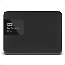 "Жесткий диск 1Tb Western Digital (WDBDDE0010BBK-EEUE) 2.5"" USB3.0 5400rpm black"