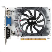 Видеокарта 4096Mb MSI GeForce GT 730 (N730-4GD3) 128bit GDDR3 DVI HDMI