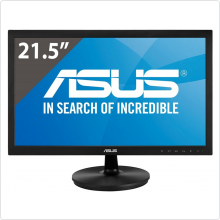 "Монитор 21.5"" Asus (VS228HR) LED, 1920x1080, 5ms, 50M:1"