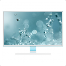"Монитор 23.6"" Samsung (S24E391HL) LED, 1920x1080, 4ms, 1000:1, VGA, HDMI"