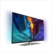 "Телевизор LED 55"" Philips (55PFT6300/60) черный/серебристый/FULL HD/700Hz/DVB-T/DVB-T2/DVB-C/USB (RUS)"