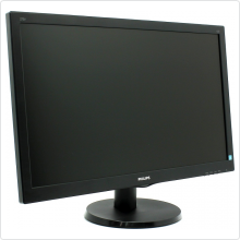 "Монитор 27"" Philips (273V5LSB(00/01)) LED, 1920x1080, 5ms, 10M:1, VGA, DVI"