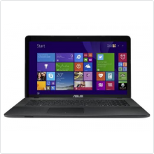 "Ноутбук 17.3"" Asus (X751LJ-TY234T) Core i3 5010U (2.16Ghz), 4Gb, 500Gb, 3000мАч, GeForce 920M (2Gb), win8.1, black (90NB08D1-M04060)"