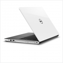 "Ноутбук 15.6"" Dell (Inspiron 5558) Core i3 4005U (1.7Ghz), 4Gb, 500Gb, 2660мАч, Linux, white (5558-6643)"