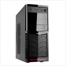 Корпус Accord (A-30B) ATX black