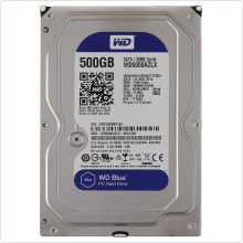 Жесткий диск 500Gb Western Digital (WD5000AZLX) 64Mb 7200rpm SATAIII