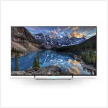 "Телевизор LED 50"" Sony (KDL-50W808C) черный/FULL HD/1000Hz/DVB-T/DVB-T2/DVB-C/USB/WiFi/Smart TV УЦЕНКА ЦАРАПИНА"