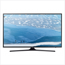 "Телевизор 40"" LED Samsung (UE40KU6000UXRU) черный/Ultra HD/100Hz/DVB-T2/DVB-C/DVB-S2/USB/WiFi/Smart TV (RUS)"
