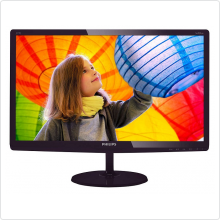 "Монитор 27"" Philips (277E6LDAD/00(01)) LED, 1920x1080, 5ms, 1000:1, VGA, DVI, HDMI, MHL, колонки 2 x 3W"