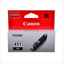 Картридж Canon (CLI-451BK) черный для PIXMA MG6340/MG5440/IP7240 (7мл)