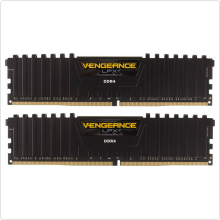 Память 4096Mb DDR4 2x4Gb 3333MHz Corsair CMK8GX4M2B3333C16 RTL PC4-26600 CL16 DIMM 288-pin 1.35В kit