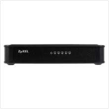 Коммутатор ZyXEL (ES-105E) Switch 5UTP 10/100Mbps