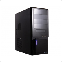 Корпус GigaByte (GZ-P5 Plus) ATX black