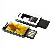 Флеш-накопитель 16Gb Silicon Power (Touch 850) USB 2.0, yellow