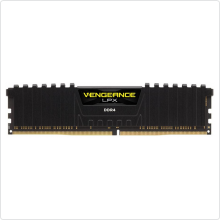 память 8192Mb DDR4 PC4-19200 2400MHz Corsair (CMK8GX4M1A2400C14)