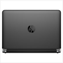 "Ноутбук 13.3"" HP (ProBook 430 G3) Core i5 6200U (2.3Ghz), 4Gb, 500Gb, 2550мАч, win10Pro, black (N1B11EA)"