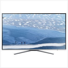 "Телевизор LED Samsung 55"" UE55KU6400UXRU серебристый/Ultra HD/200Hz/DVB-T2/DVB-C/DVB-S2/USB/WiFi/Smart TV (RUS)"