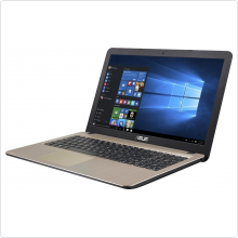 "Ноутбук 15.6"" Asus (X540LJ-XX187T) Core i5 5200U (2.2Ghz), 4Gb, 500Gb, 2950мАч, GT 920M (1Gb), win10, black (90NB0B11-M03910)"