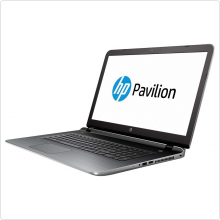 "Ноутбук 17.3"" HP (Pavilion 17-g152ur) AMD A8 7410 (2.2Ghz), 4Gb, 500Gb, 2750мАч, R7 M360 (2Gb), win10, silver (P0H13EA)"