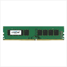 память 8192Mb DDR4 PC4-19200 2400MHz Crucial (CT8G4DFD824A)