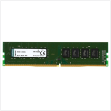 память 8192Mb DDR4 PC4-17000 2133MHz Kingston (KVR21N15S8/8)