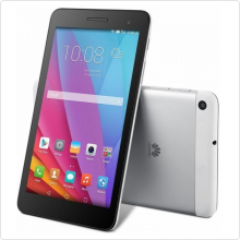"Планшет 7"" Huawei (MediaPad T1-701U) TFT/16Gb/1024x600/Android 4.4/WiFi/BT/mUSB/mSDHC/3G/multi-touch/4100мАч/2Cam/GPS/black"
