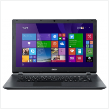 "Ноутбук 15.6"" Acer (Aspire ES1-520-33YV) E1-2500 (1.4Ghz), 2Gb, 500Gb, 3500мАч, Linux, black (NX.G2JER.016)"