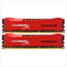 память 8192Mb DDR3 PC3-12800 1333MHz Kingston (HX316C9SRK2/8)