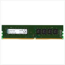 память 16384Mb DDR4 PC3-17000 2133MHz Kingston (KVR21N15D8/16)
