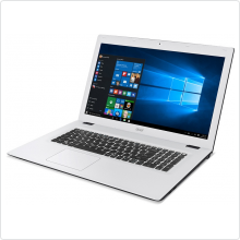 "Ноутбук 17.3"" Acer (Aspire E5-772G-38UY) Core i3 5005U (2.0Ghz), 4Gb, 1Tb, GeForce 920M (2Gb), win10, white (NX.MVCER.005)"