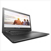 "Ноутбук 17.3"" Lenovo (IdeaPad 110-17ACL) AMD A6 7310 (2.4Ghz), 4Gb, 1Tb, 2800мАч, win10, black (80UM0024RK)"