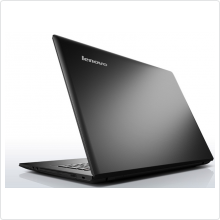 "Ноутбук 17.3"" Lenovo (IdeaPad IP300-17ISK) Core i5 6200U (2.3Ghz), 4Gb, 1Tb, 2200мАч, Radeon R5 M330 (2Gb), win10, black (80QH009SRK)"