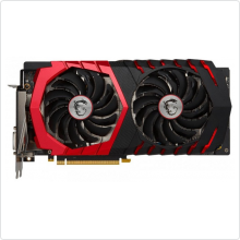 Видеокарта 3072Mb MSI GeForce GTX 1060 (GAMING X 3G) 192bit GDDR5 DVI HDMI DP RTL