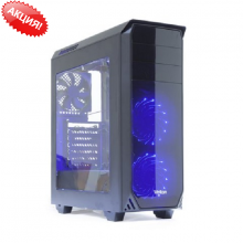 Корпус VELTON (9000GM-1) ATX black