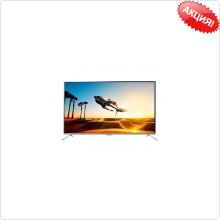 "Телевизор 49"" LED Philips 49PFT5501/60 Серебристый, FULL HD, 500Hz, DVB-T, DVB-T2, DVB-C, DVB-S, DVB-S2, USB, WiFi, Smart TV (RUS)"
